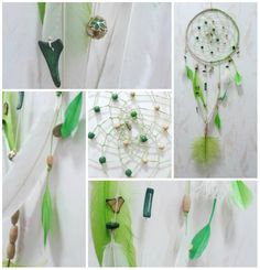 Dreamcatcher two colors. by CatWorkshopDream on Etsy