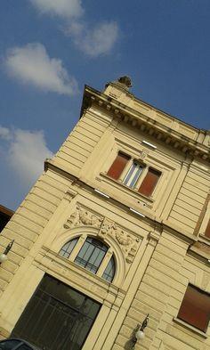 Forlì, Stazione ferroviaria.