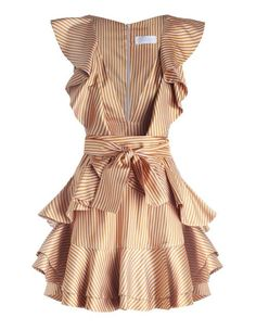 Winsome Flounce Dress - Dresses - Clothing - Ready to Wear
