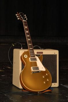 THE 57 Gibson Les Paul!