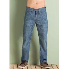 Calça Jeans Masculina - Modelo Tradicional - Do 36 Ao 50 - R$ 45,80 no MercadoLivre