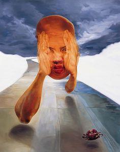 Kyung Sunghyun Unchain My Heart, 2007, oil on canvas, 162.2 x 130 cm