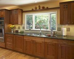 Kitchen  BEAUTIFUL cabinets!