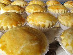 Na Cozinha da Margô: Empadinhas de Paracatu