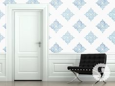 Swagpaper removable wallpaper-- Moroccan Inspired