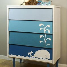 Whale Dresser!