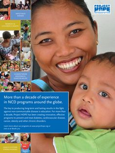 38th Annual Global Health Council Conference-HOPE Highlighting More Than a Decade of Experience in NCD Programs
