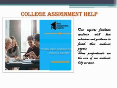 """""""college Assignment help"""" published by @best_experts on @edocr"""