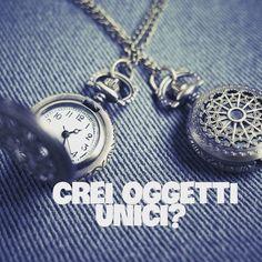 Se crei oggetti unici sei nel posto giusto Pocket Watch, Watches, Accessories, Wristwatches, Clocks, Pocket Watches, Jewelry Accessories