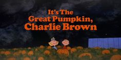 Check out It's the Great Pumpkin, Charlie Brown:It's the Great Pumpkin, Charlie Brown on WATCH ABC