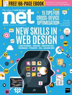 .Net Magazine 279. 15 tips for cross-device optimisation!