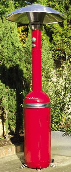 memphis red patio heater - Google Search Memphis, Reds Bbq, Patio Heater, Fire Extinguisher, Event Management, Google Search, Home Decor, Steel Structure