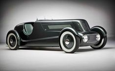 Edsel Ford's 1934 Model 40 Special Speedster - Maybe the first Hot Rod