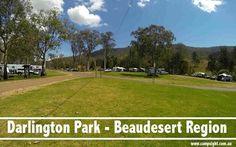 Darlington Park - Beaudesert Region | 5 Campfire friendly Campgrounds near Brisbane