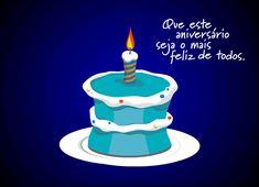 Mundo do Orkut - Recados para Orkut, Feliz Aniversário, Parabéns