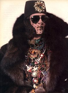 US Vogue December 1983