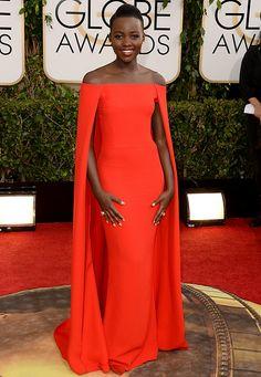 Golden Globes 2014 - Lupita Nyong'o