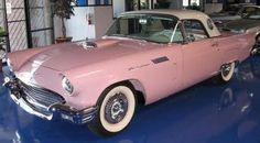 """*T-Bird~From 1957: The Single Most Fabulous Car That Ever Existed And The Very Definition Of """"A Cherry Ride"""""""