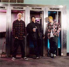 Ebet Roberts | The Beastie Boys, Roseland, New York City, 1992
