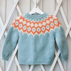 Choose from twelve fabulous and gorgeous Icelandic Sweater Patterns. I fell in love with these Lopapeysa on my trip to Iceland. Baby Knitting Patterns, Baby Sweater Patterns, Jumper Knitting Pattern, Knitting For Kids, Knitting Ideas, Knitting Projects, Nordic Pullover, Nordic Sweater, Toddler Sweater