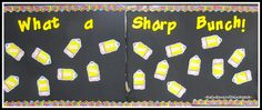 Back-to-School Bulletin Boards   Decorated Doors
