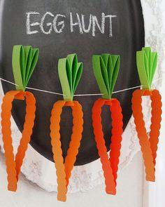 40+ Simple Easter Crafts for Kids - Easter Egg Hunt