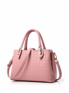 Buy Women's Handbag Brief Trendy Solid Color Versatile Casual Shoulder Bag & Women's Handbags - at Jollychic