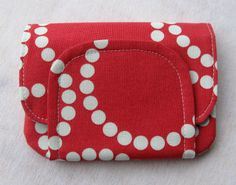 Crafting...: zip pocket pouch