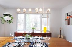 House Tour: A Refurbished Mid-Century Home in Quebec   Apartment Therapy