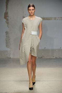 DAMIR DOMA Ready to Wear Spring / Summer 2014 - Look 11