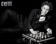 SHINee's Key talks about playing a married man in 'Chess' musical   allkpop