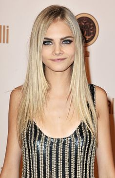 Cara Delevingne's Beauty Evolution, from Tomboy Chic to Hollywood Glam Photos | W Magazine