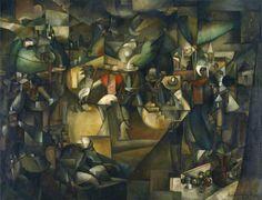 Albert_Gleizes,_1912,_Le_Dépiquage_des_Moissons,_Harvest_Threshing,_oil_on_canvas,_269_x_353_cm,_National_Museum_of_Western_Art,_Tokyo,_Japan.jpg (1354×1033)