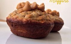 Recipes - Peanut Butter Chocolate Banana Muffins