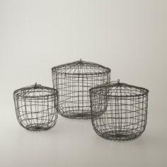 Wire Storage Basket | All Accessories | Accessories