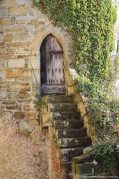 Ancient entryway.