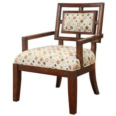 "Madison Park Daphine Arm Chair | Wayfair  $212 Amazon 35.75"" H x 27.5"" W x 27.5"" D"