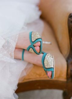 Teal and gold http://fashionsworld123.blogspot.com/