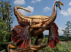 First feathered dinosaur fossils found in North America