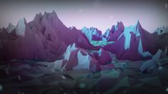 """In this tutorial, Stephanie Stutz covers the making of an awesome looking low-poly art """"Dark Pastel"""" using the plugin inside of Cinema Cinema 4d Render, Cinema 4d Tutorial, Polygon Art, Low Poly Models, Low Poly 3d, Cg Art, Environment Design, Geometric Art, Game Art"""