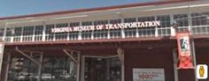 Virginia Museum of Transportation. Located in Roanoke, Va.