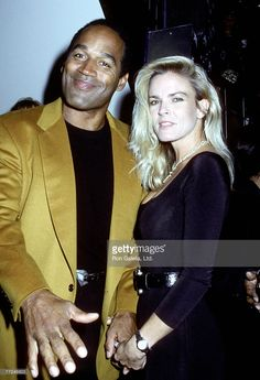 Simpson and Nicole Simpson Oj Simpson, American Crime Story, Bank Robber, Young Old, Law School, True Crime, Kardashian, Sick, June