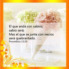 Graficas cristianas de Mujer de vanguardia Imagenes con Mensajes biblicos: El que anda con sabios, sabio será