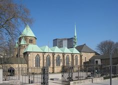 Essen Münsterkirche.