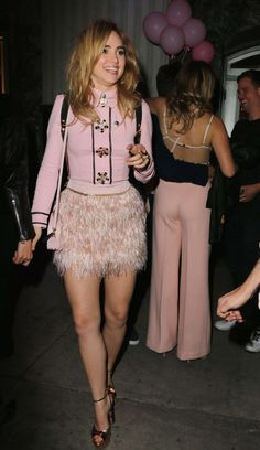 Suki Waterhouse: Pop and Suki Launch Party
