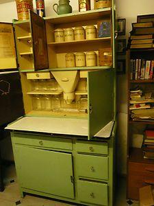 Easywork Vintage Retro Kitchen Cabinet Ebay