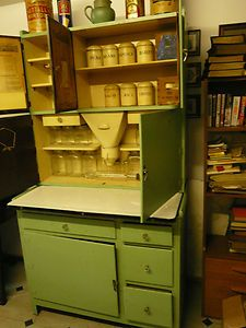 Easywork Vintage Retro Kitchen Cabinet