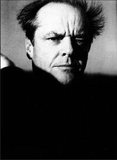 Jack Nicholson: Born in Neptune City - Raised in Spring Lake & Manasquan Actors Male, Actors & Actresses, Famous Portraits, Dark Men, Famous Faces, Famous Men, Jack Nicholson, Black And White Portraits, Interesting Faces
