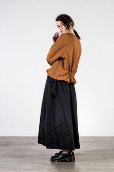 Nyne Lucky Skirt - Black Classic Chic, Normcore, Skirts, Black, Style, Fashion, Swag, Moda, Skirt