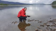Felicity Aston Yukon Canada. Panning for gold   To find out more about the programme visit: http://ift.tt/2foBnu4  Photographer: Ryan Atkinson   BBC STUDIOS 2016